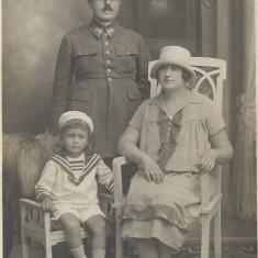 Fotografie ofiter roman aviatie 1925