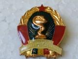 Bnk ins Insigna Pentru merite in munca medico-sanitara RSR, Romania de la 1950