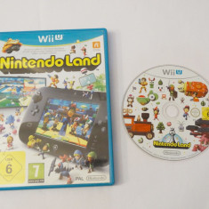 Joc Nintendo Wii U - Nintendo Land, Actiune, 16+, Single player
