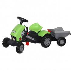 Tractor cu pedale si remorca Turbo 2 Polesie