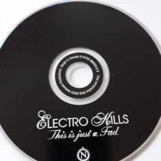 ELECTRO KILLS - THIS IS JUST A FAD  - CD