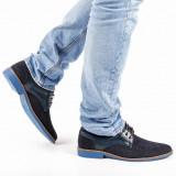Pantofi barbati Reuben albastri