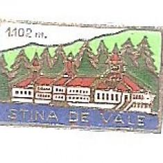 Insigna Stana de Vale 1102m, tip 1