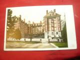 Ilustrata Hotel Portland in Portland Oregon SUA 1901, Necirculata, Printata