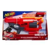 Blaster Nerf Mega Cyclone Shock, Hasbro