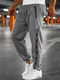 Pantaloni de trening gri Bolf JX1015