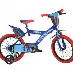 Bicicleta copii 16 SPIDERMAN HOME