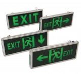 Lampa Led Exit 2R T050201468 , 23W, baterie 3,6V, 360х45x40mm (Negru)
