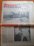flacara 30 septembrie 1988-articol si foto orasul resita,olimpiada 1988