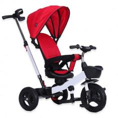 Carucior multifunctional transformabil in tricicleta 1-6 ani