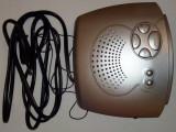 Radio cu ceas digital și alarmă - CLATRONIC