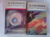Mari scriitori romani , poezii , proza literara - EMINESCU , 2 volume