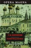 Povestiri si nuvele/Mihailovici Feodor Dostoievski