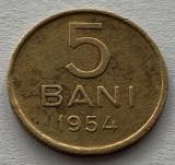 5 Bani 1954 Alama, Romania, VF