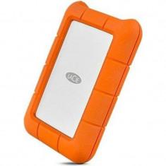 Hard disk extern Lacie Rugged 5TB 2.5 inch USB-C Orange