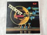 Disc pickup vinil TRUMPET A GOGO James Lat Band, anii 1960, Polydor