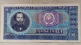 BANCNOTA 100 LEI 1966-ROMANIA (A.0001)