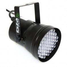 Cumpara ieftin Led Par Ibiza, 61 LED-uri, DMX, 4 canale