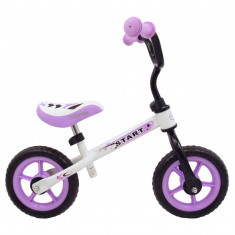 Bicicleta Baby Mix fara pedale 10 inch WB-001S Violet