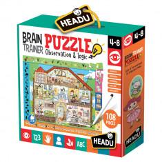 Puzzle Headu pentru antrenarea mintii