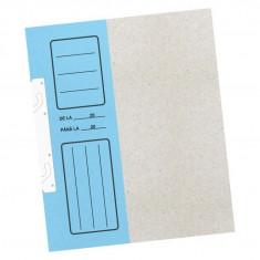 Dosar de încopciat economy cu gheare 1/2 bleu