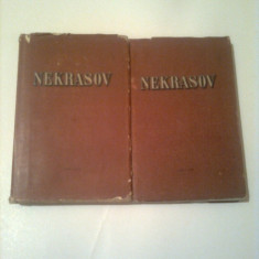 N. A. NEKRASOV  ~ OPERE ALESE ( vol.1 + vol. 2 )