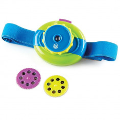 Proiector 2 in 1 - Lanterna de cap PlayLearn Toys