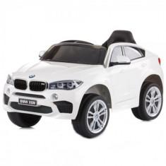 Masinuta Electrica BMW X6 Alb