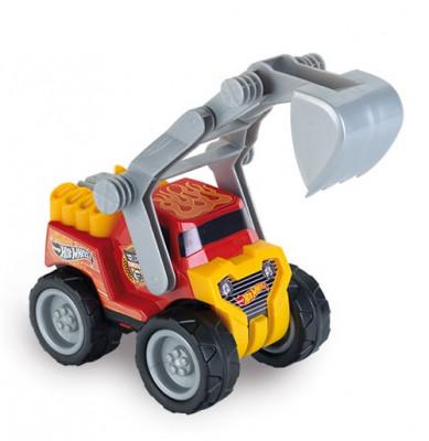 Klein Toys Excavator Hot Wheels foto