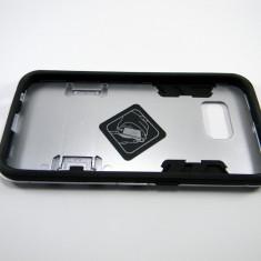 Husa telefon Samsung Galaxy S6 - Armor Case - Argintie, Argintiu