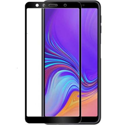 Sticla Securizata Full Body 5D Negru SAMSUNG Galaxy A7 ( 2018) foto