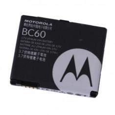 Acumulator Motorola BC60 Pentru Motorola SLVR L7 KRZR V3x