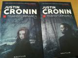 Justin Cronin - Transformarea vol 1 + 2, stare impecabila