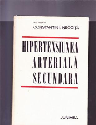 HIPERTENSIUNEA ARTERIALA SECUNDARA foto