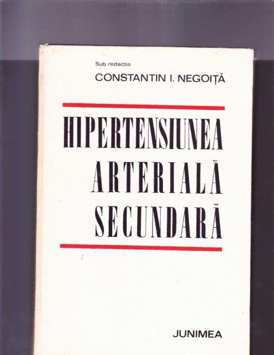 HIPERTENSIUNEA ARTERIALA SECUNDARA