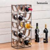 Suport Metalic pentru Sticle Belt Homania (10 Sticle)