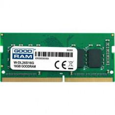 Memorie laptop Goodram 16GB (1x16GB) DDR4 2666MHz CL19 1.2V Dell