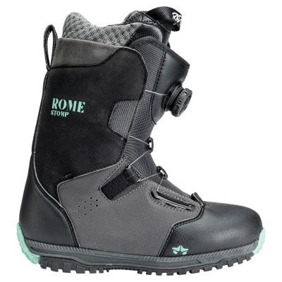Boots snowboard Rome W's Stomp Black 2020 foto