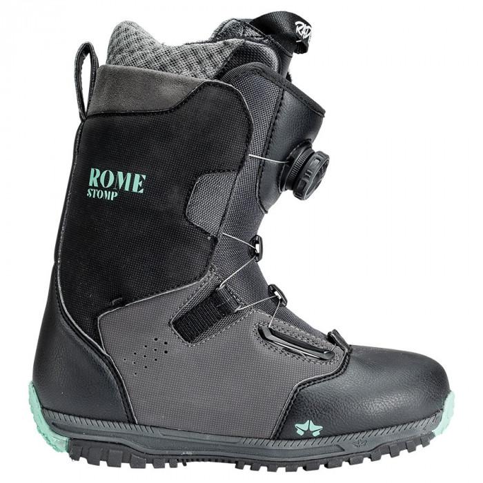 Boots snowboard Rome W's Stomp Black 2020