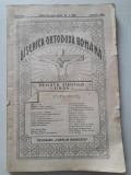 Biserica ortodoxa romana Revista Sfantului Sinod ianuarie 1931
