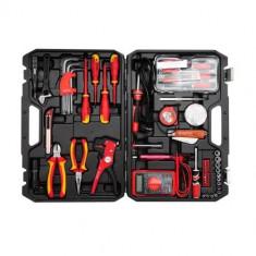Trusa scule electricieni TSE, Yato YT-39009, Crom Vanadium, 68 piese Mania Tools