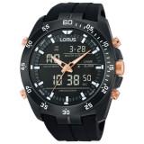 Ceas barbatesc Lorus RW615AX9 Analog-Digital Alarm Cronograf 100M 46mm