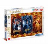 Cumpara ieftin Puzzle Super Color Harry Poter, 104 piese