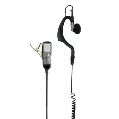 Resigilat : Casti cu microfon Midland MA21-L cu 2 pini pentru statii radio portabi foto