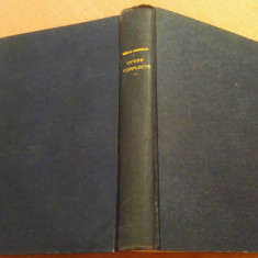 Opere Complecte. Prefata de A. C. Cuza. Iasi, 1914 - Mihail  Eminescu, Alta editura, Mihai Eminescu