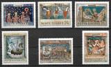România - 1969 - LP 716 - Fresce - serie completă MNH, Nestampilat