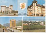 bnk cp Judetul Valcea - Vedere - circulata - marca fixa