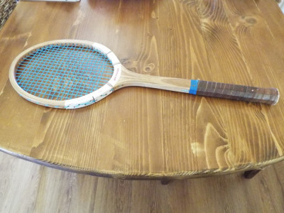 racheta tenis de lemn DUNLOP foto