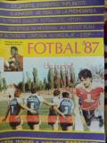 Revista fotbal - 1987