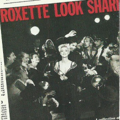 Caseta Roxette – Look Sharp! , originala, sigilata, holograma